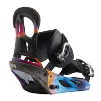 Burton - Scribe Snowboard Binding Northern Lights