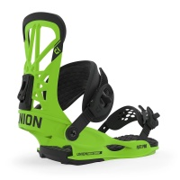 Union - Flite Pro Acid Green Mens Snowboard Bindings