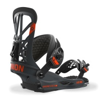 Union - Flite Pro Snowboard Bindings in Dark Grey