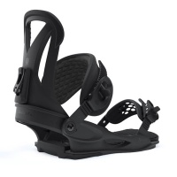 Union - Rosa Black Womens Snowboard Bindings