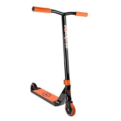 Dominator Sniper Black Orange Pro Scooter