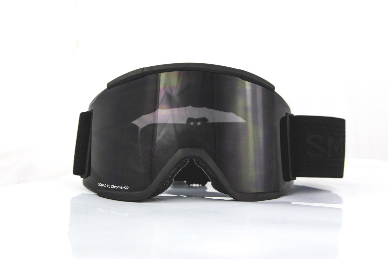 94c4235b079 Smith Squad XL Blackout ChromaPop Black Snow Goggles - ATBShop.co.uk