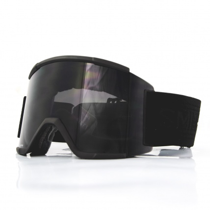Smith Squad XL Blackout ChromaPop Black Snow Goggles