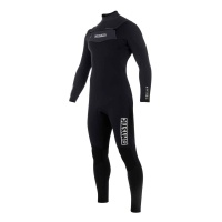 Mystic - Star 5/4mm Fullsuit FZ Winter Wetsuit - Black