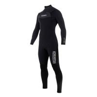 Mystic - Star 5/4mm Fullsuit FZ Wetsuit in Black