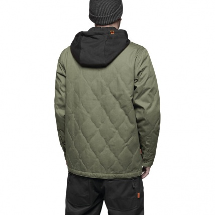 Thirty Two Myder Snowboard Jacket - Back