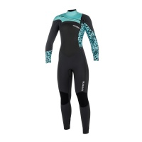 Mystic - Diva 5/3mm Womens Winter Wetsuit in Grey