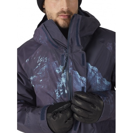 Burton Radial Nix Olympica Gore-Tex Mens Insulated Jacket Zoom