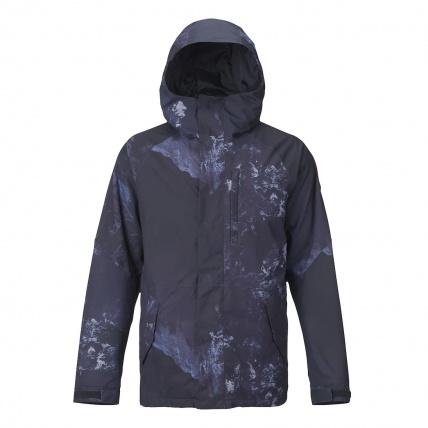 Burton Radial Nix Olympica Gore-Tex Mens Insulated Jacket FrontFlat