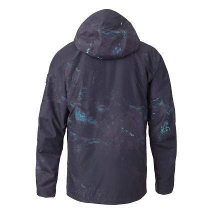 Burton Radial Nix Olympica Gore-Tex Mens Insulated Jacket BackFlat