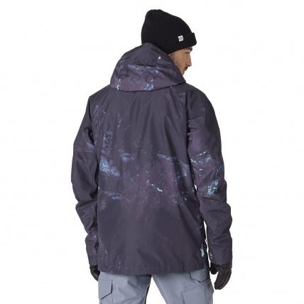 Burton Radial Nix Olympica Gore-Tex Mens Insulated Jacket Back