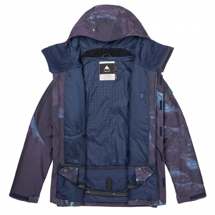Burton Radial Nix Olympica Gore-Tex Mens Insulated Jacket Open L