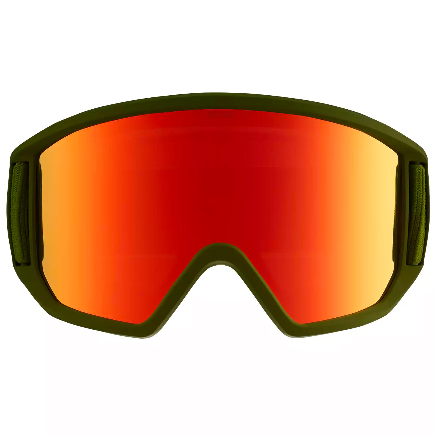 7ef9da1cb9b Anon Relapse Bear Green with Red SolX Lens Snow Goggles - ATBShop.co.uk