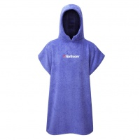 Northcore - Beach Basha Changing Robe in Blue