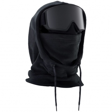 Anon MFI Fleece Hood Black