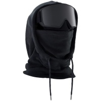 Anon - MFI Fleece Helmet Hood Black