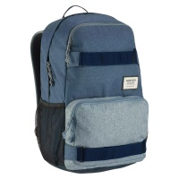 Burton - Treble Yell Skate Backpack LA Sky Heather