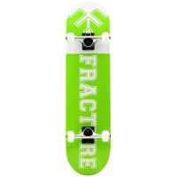 Fracture - Complete Skateboard Green Uni 7.75