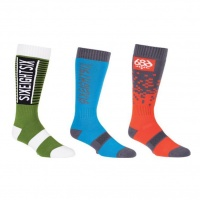 686 - Mens Knockout Socks 3 Pack