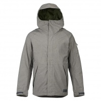 Burton - Mens Hilltop Snowboard Jacket Shade Heather