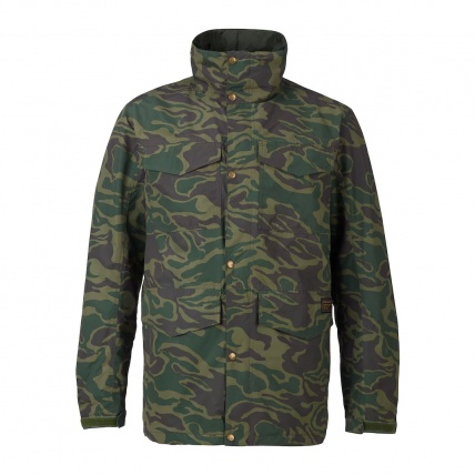 Analog Tollgate Mens Noodle Camo Snowboard Jacket