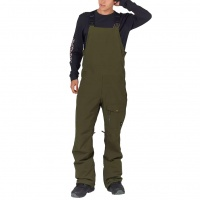 Analog - Breakneck Forest Night Snowboard Bib Pant