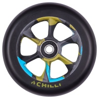 Chilli Pro Scooter - Turbo Wheel 110mm in Jungle