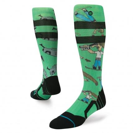 Stance Dad Cam Snowboard Socks