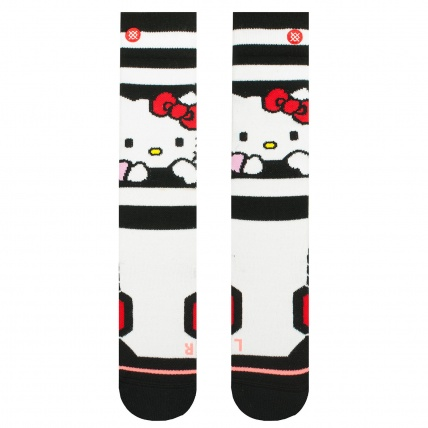 Stance Hello All Mountain Womens Snowboard Socks top