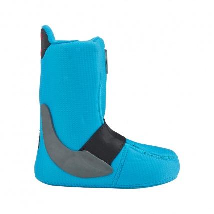 Burton Kids Zipline Boa Snowboard Boots in Black liner