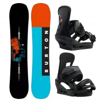 Burton - Instigator with Freestyle Bindings Package