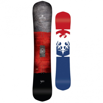 Never Summer Shaper Twin 2019 Snowboard