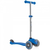 Globber - Primo 3 Wheeled Adjustable Scooter Sky Blue