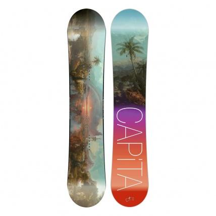 Capita Paradise Womens Snowboard