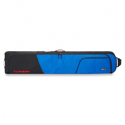Dakine Low Roller Scout Blue Wheeled Snowboard Luggage Bag top