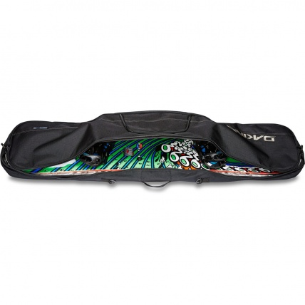 Dakine Freestyle Snowboard Bag Packed
