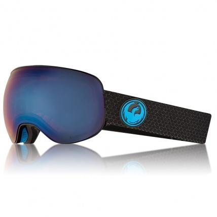 Dragon X2 Split LumaLens Blue Ion Snowboard Goggles
