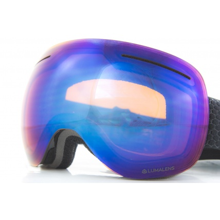 Dragon X1 Split Lumalens Blue Ion Snowboard Goggle