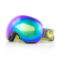 Dragon - X1 Amp Lumalens Green Ion Snowboard Goggles