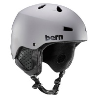 Bern - Macon EPS Matte Grey Snow Helmet