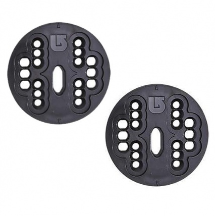 Burton 4x4 Channel Binding Discs