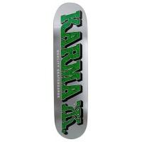 Karma - Kizzla Weed Skateboard Deck 8.0