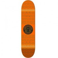 Karma - Logo Seal Orange Deck 8.25in