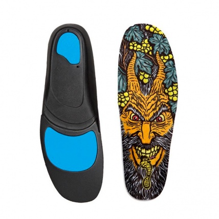 Remind Cush Walker Ryan Performance Orthotics Insoles top and bottom