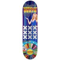 Deathwish - Ellingtons Wheel of Death 8.0in Deck