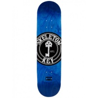 Creature - Skeleton Key Hard Rock Maple Blue 8.0in Deck