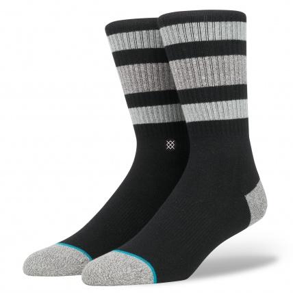 Stance BOYD 3 Classic Light Skate Socks Black