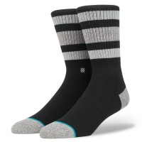 Stance - BOYD 3 Classic Light Skate Socks in Black