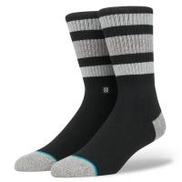 Stance - BOYD 3 Classic Light Skate Socks in Black