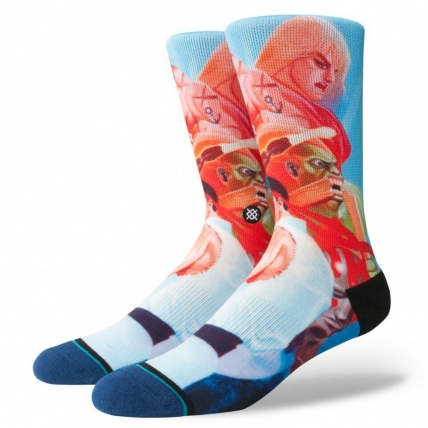 Stance Street Fighter 2 Crew Socks